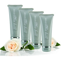 Martha Hill Essential 4 Step Daily Skin Care Set