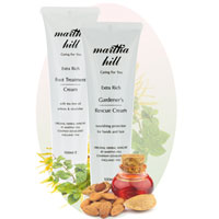 Martha Hill Hand & Foot Care Duo