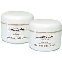 Martha Hill - Mimosa Hydrating Day & Night Duo