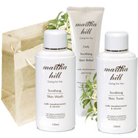 Martha Hill Soothing Skin Care Collection