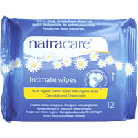 Intimate Wipes & Wash