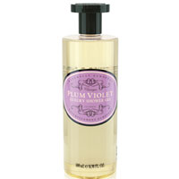 Naturally European - Plum Violet Shower Gel