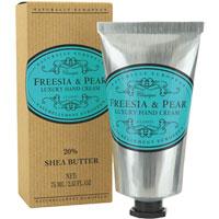 Naturally European - Freesia & Pear Luxury Hand Cream