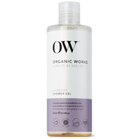 Organic Works - Lavender Shower Gel