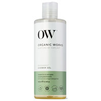 Organic Works - Bergamot Shower Gel