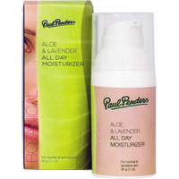 Paul Penders Aloe & Lavender All Day Moisturiser
