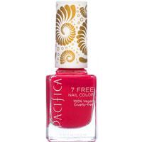 Pacifica - 7 FREE Nail Color - Crimson Kimono