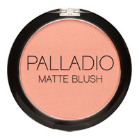 Palladio - Herbal Matte Blush - Peach Ice