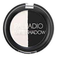 Palladio - Herbal Matte Eyeshadow Duo - Silhouette