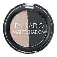 Palladio - Herbal Matte Eyeshadow Duo - Skyscraper