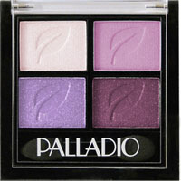 Palladio - Herbal Eyeshadow Quad - Spellbound