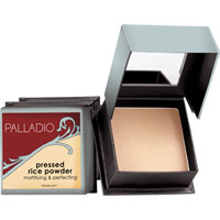 Palladio - Pressed Rice Powder - Translucent