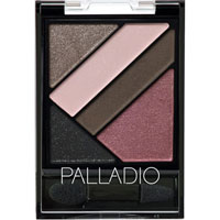 Palladio - Silk FX Eyeshadow Palette - Burlesque