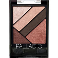 Palladio - Silk FX Eyeshadow Palette - A La Mode