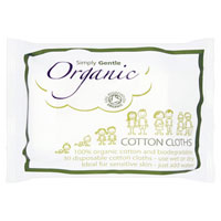 Simply Gentle - Organic Cotton Cloths
