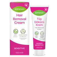 Remove - Hair Removal Cream - Sensitive