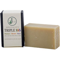 Just Soaps - Triple SSS Soap