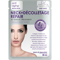 Skin Republic Neck & Décolletage Repair Sheet Mask