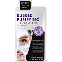 Skin Republic Bubble + Purifying + Charcoal Face Mask
