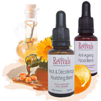 Skin Revivals Facial Oil Set (Anti Ageing & Neck)