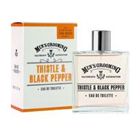Scottish Fine Soaps - Men's Grooming Thistle & Black Pepper Eau de Toilette