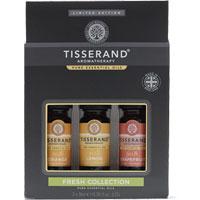 Tisserand Aromatherapy - Fresh Essential Oil Citrus Collection