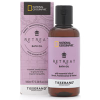 Tisserand Aromatherapy - Retreat Bath Oil