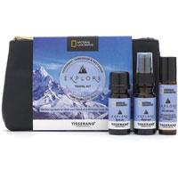 Tisserand Aromatherapy - Explore Travel Kit