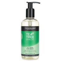 Tisserand Aromatherapy - Tea Tree & Aloe All Over Skin Wash