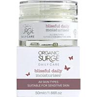 Organic Surge - Blissful Daily Moisturiser