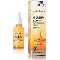 Wild Ferns - Manuka Honey Radiance Renewal Facial Serum