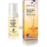 Wild Ferns - Manuka Honey Refreshing Facial Wash