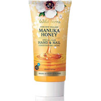 Wild Ferns - Manuka Honey Special Care Hand & Nail Conditioning Crème