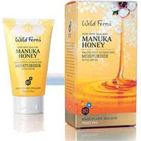Wild Ferns - Manuka Honey Protective Hydrating Moisturiser SPF 30