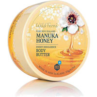 Wild Ferns - Manuka Honey Sweet Indulgence Body Butter