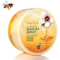 Wild Ferns - Manuka Honey Sweet Sensation Sugar Scrub