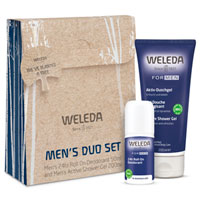 Weleda - Weleda Men's Duo Set