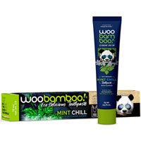Woobamboo - Mint Chill Fluoride Toothpaste