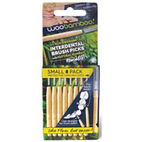 Woobamboo - Small Interdental Brush Picks